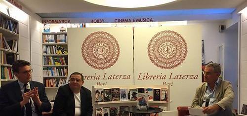 Presentazione del libro Cronaca di un delitto politico di Nicola Lofoco 1 | by flavagno