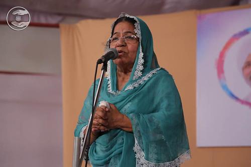 Prabha Malhotra expresses her views