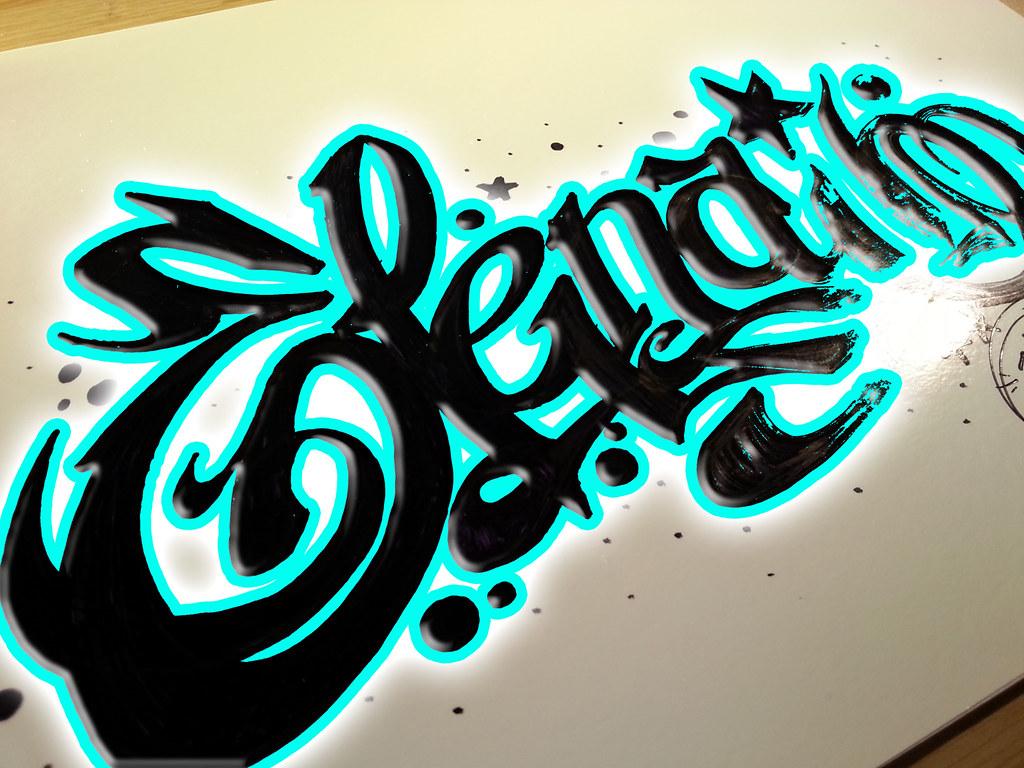 Letras de graffiti dise os de tatuajes nombres videos flickr - Dibujos tribales para tatuar ...