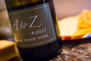 Gregg Popovich's A to Z 2011 Pinot Noir | by nan palmero