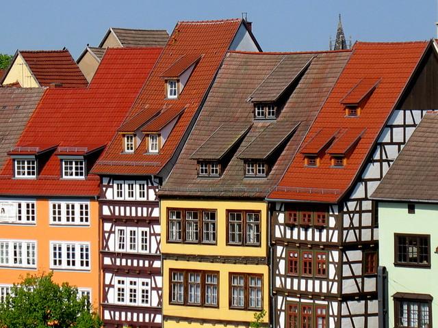 Fachwerkhaus, Erfurt