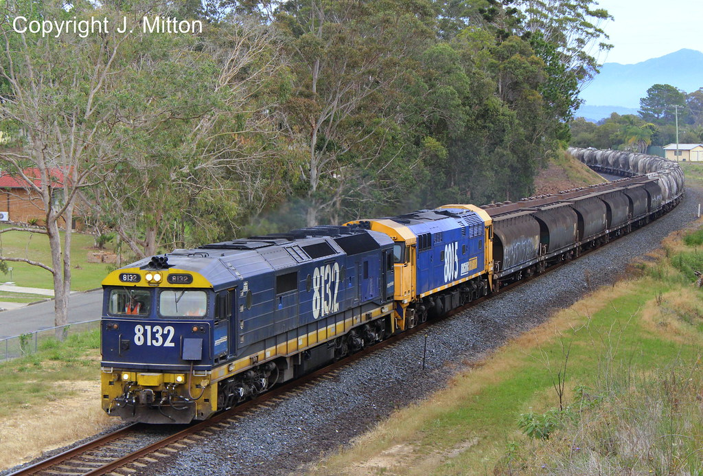 6422N 14/10/2012 by Jarrod Mitton