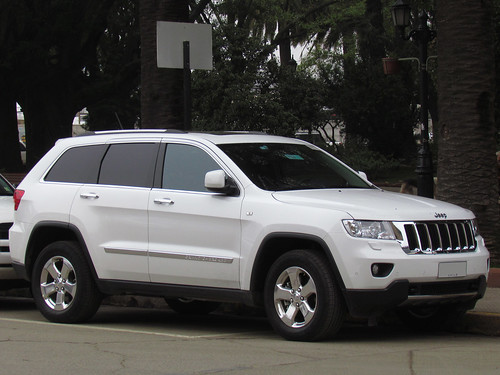 Jeep Grand Cherokee 3.0 CRD Limited 2013 | by RL GNZLZ