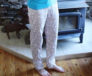 Kelsey's Double Gauze Panda PJ Pants | by Everyday Fray