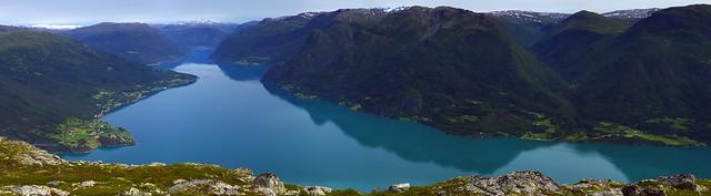Fjordview, northeastwards