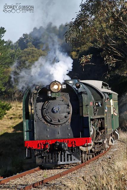 Steamranger SAR 621
