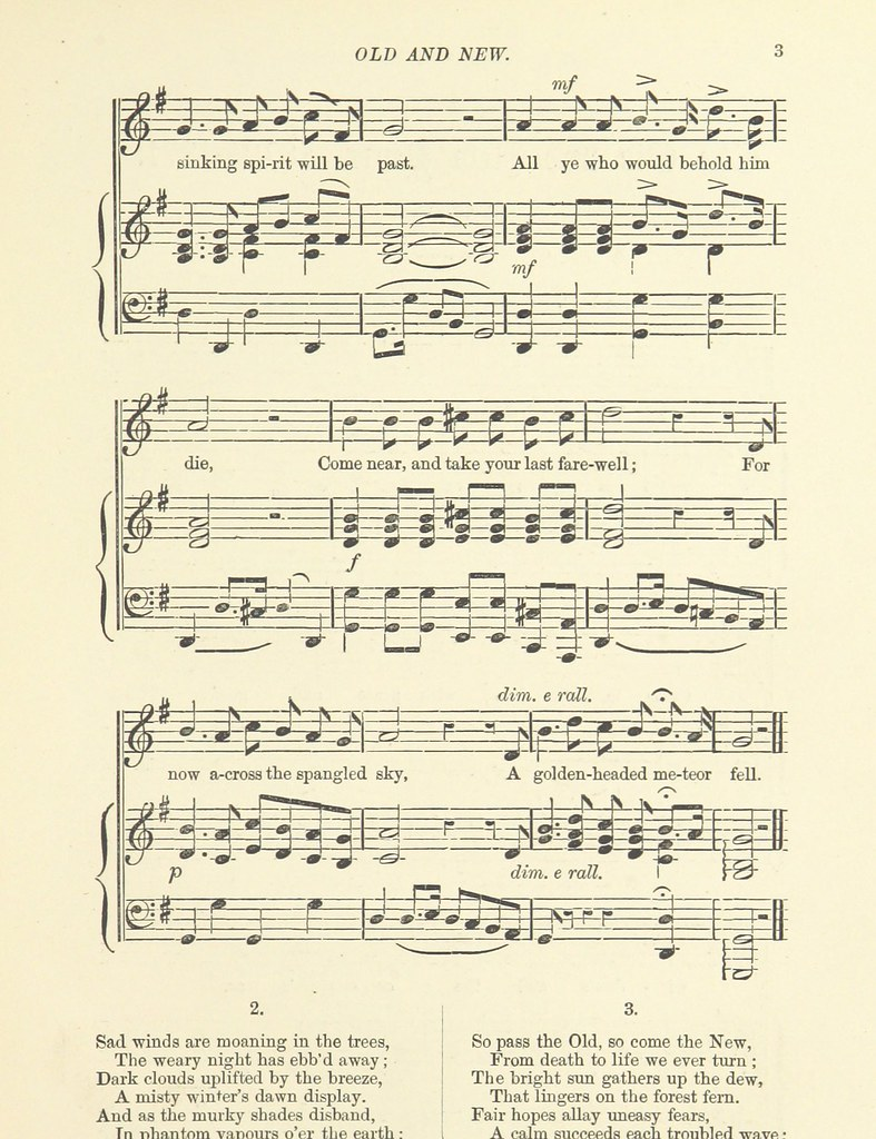Image taken from page 11 of 'Aunt Judy's Song-Book for Chi… | Flickr