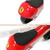 117-138 FERRARI-F-08 法拉利鋁製兒童滑步車紅-3