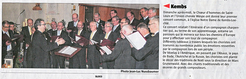 article de presse_ Alsace