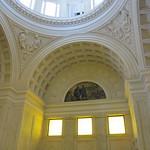 Inside of Grant's tomb