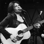 Mon, 13/01/2014 - 9:18am - Rosanne Cash debuts songs from 'The River & The Thread' live for WFUV members. 1/13/14 Photo by Gus Philippas