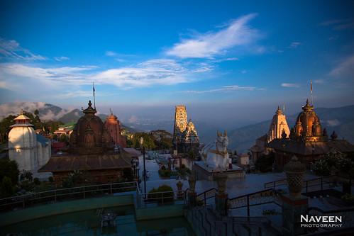 sikkim namchi chardhaam siddhesvaradhaam