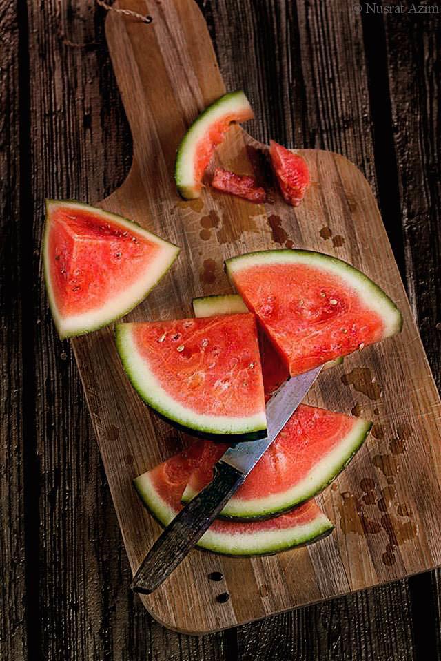 Radiant, ravishing, wonderful Watermelon :)