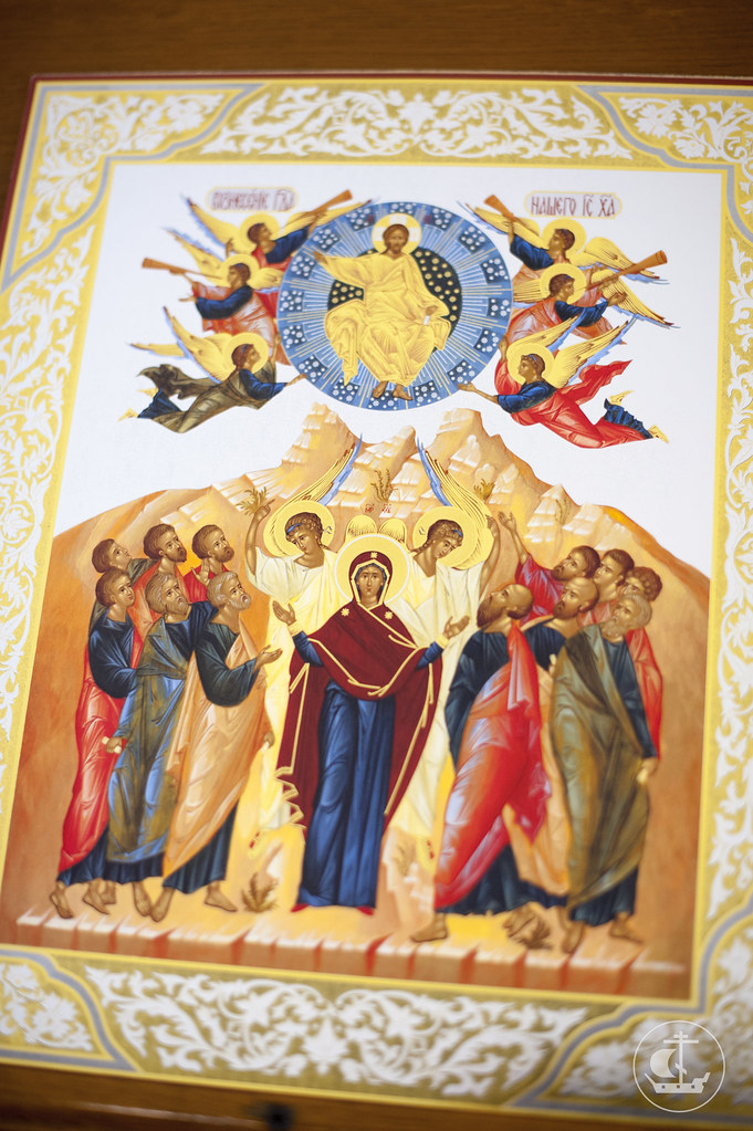 28-29 мая 2014, Вознесение Господне / 28-29 May 2014, The Ascension of Our Lord