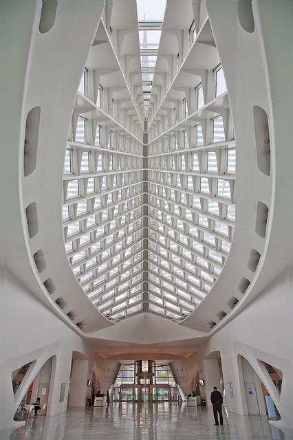 Milwaukee Art Museum III