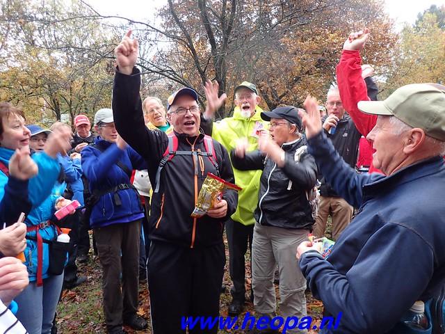 2016-11-16    3e Rondje-WolfHeze   25 Km  (31)