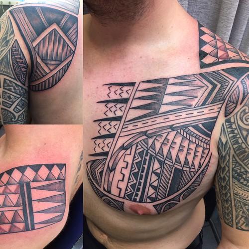 #Tattoo #maori #peterstattoo ##Tattoo #maori #peterstattoo