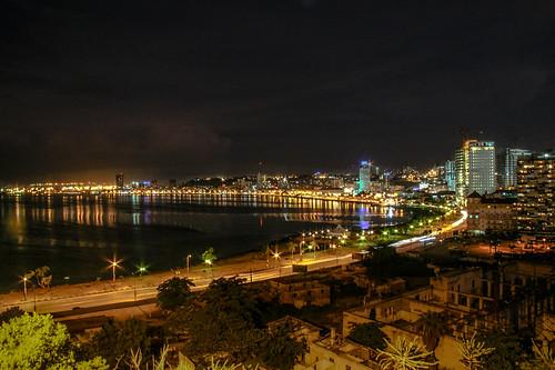 Marginal de Luanda 2006   by Tiago Romero Baptista