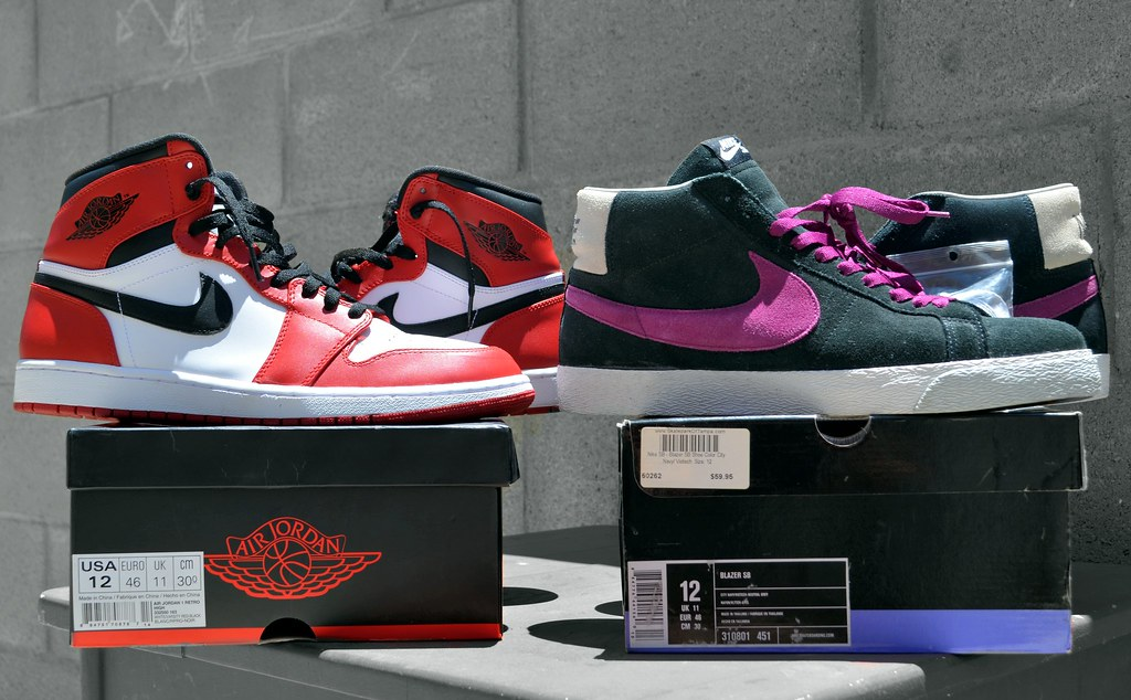 best service 6781e aa99d Jordan Retro 1s & Nike SB Viotech Blazers | New Pick ups 6/2 ...