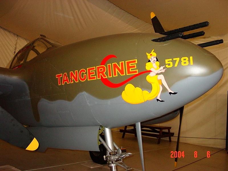 P-38L Tangerine (1)