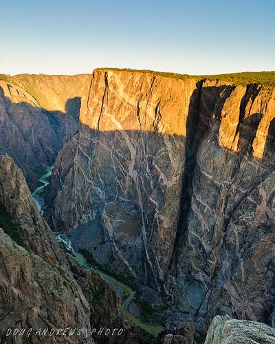summer sunrise landscapes colorado seasons states nationalparks blackcanyonofthegunnisonnp