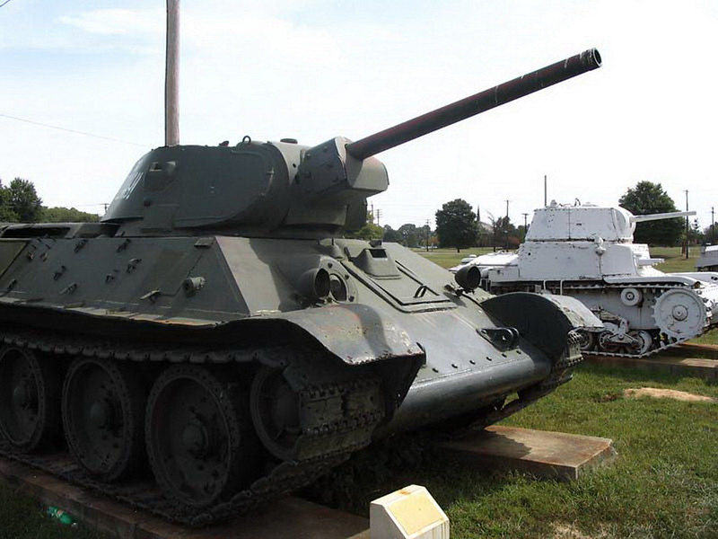 T-34 76 Model 1941 (1)