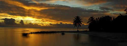 sunset fare huahine eos6d
