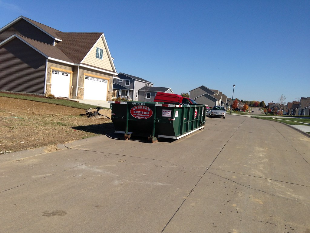 563 332 2555 dumpsters delivered to your quad cities qu - Bathroom contractors quad cities ...