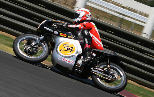 Kevis Schwantz at NZ Classic Race Meet | by Dave's Place