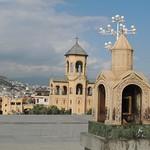 13-Tbilisi. Catedral nueva