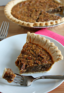 Brown Sugar Pecan Pie | by Southern Pink Lemonade