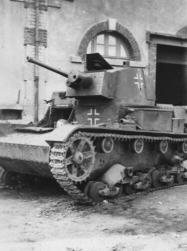 Polacco tecnica tedeschi unità (1)