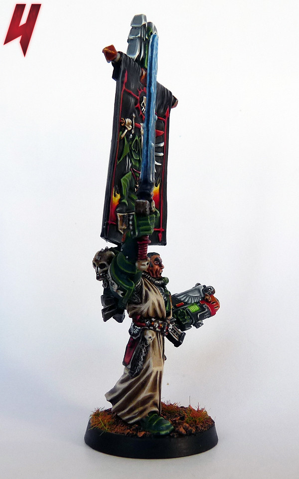 Supreme Grand Master Azrael | Leader of the Dark Angels chap