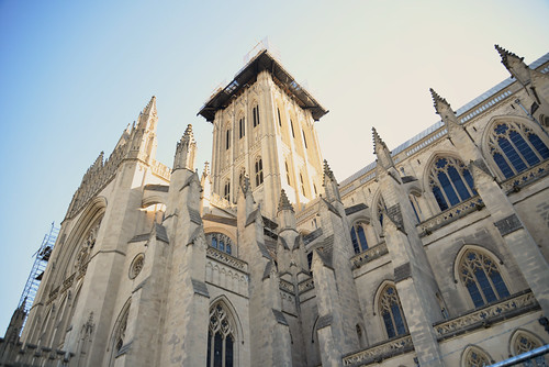 Washington National Cathedral | by cisc1970