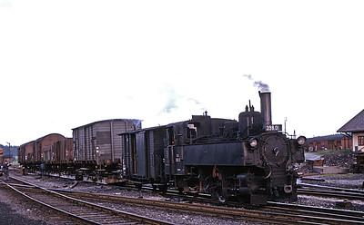 0-6-2T 398.01 shunting at Gmünd von TrainsandTravel