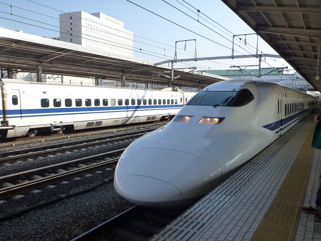 Toyohashi Station, JR