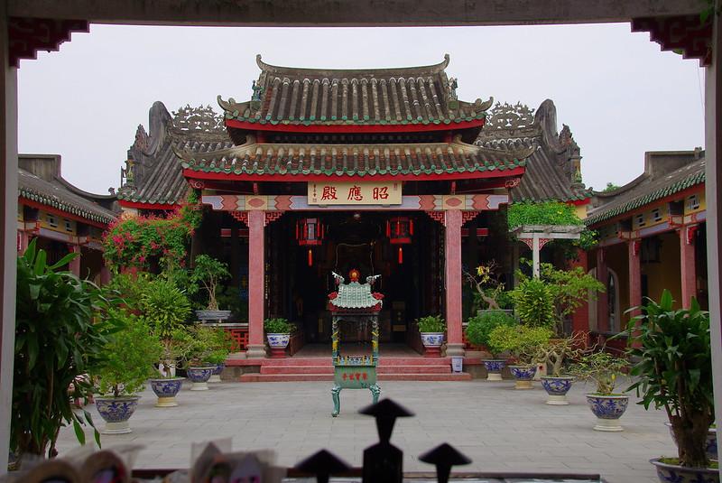 Trieu Chau Assembly Hall (Hoi An, Vietnam)