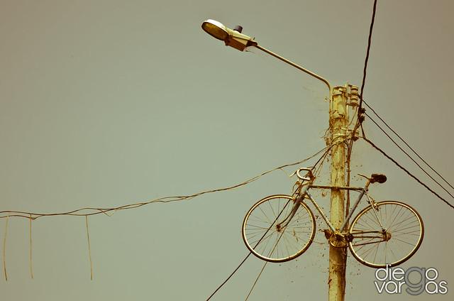 Bicicleta Equilibrista