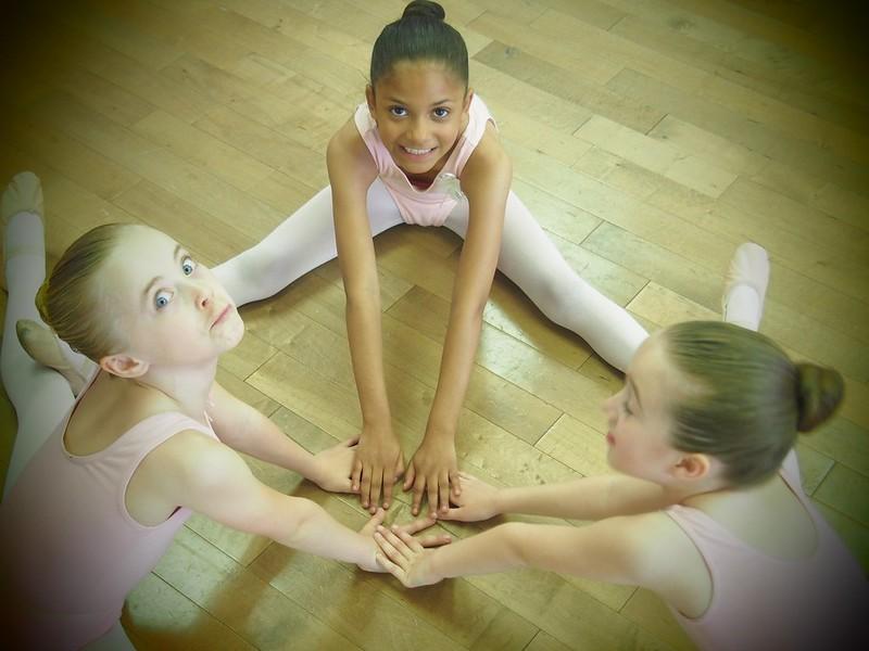 Stretch - working on flexibility