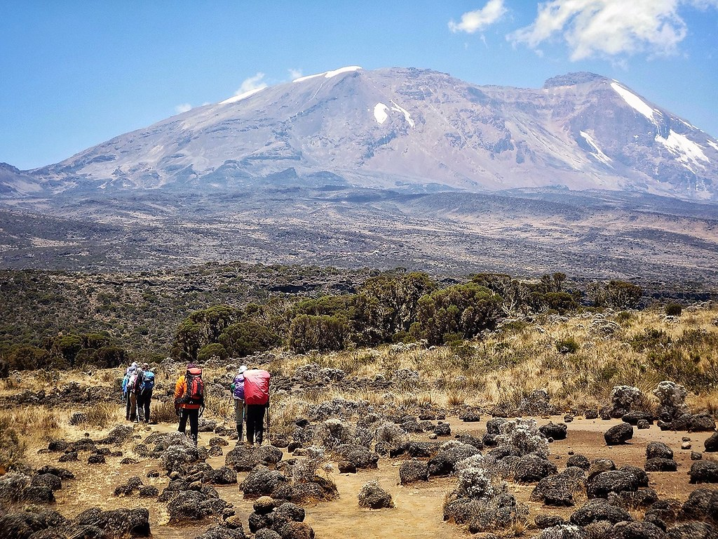 Mighty Kilimanjaro