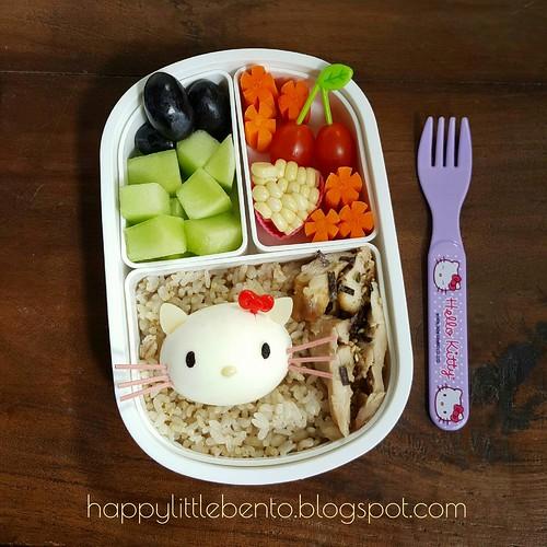 Hello Kitty Egg Bento! | by sherimiya ♥