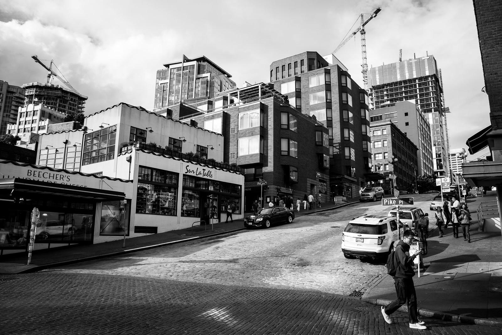 Downtown, Seattle - 2