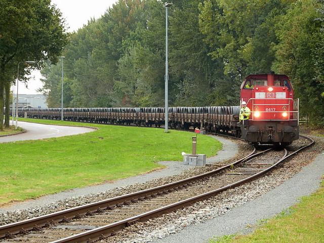DB Cargo 6417, Almelo bedrijventerrein