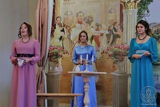 Божественная литургия 625