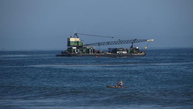 IMG_0648 crane barge Santa Barbara Channel