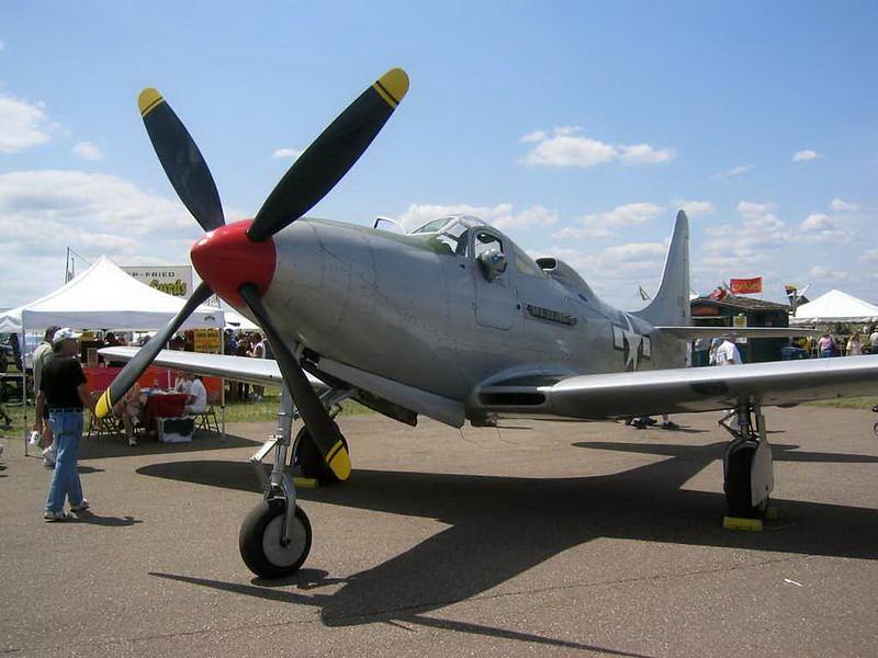 Bell P-63 King Cobra (6)