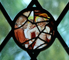 Thomas inserts his fingers into the wounds of Christ (continental)