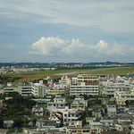 The main runway at Futenma
