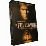 The Following Season 1 DVD Box Set
