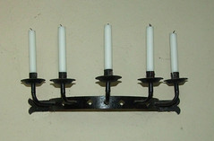 five candles